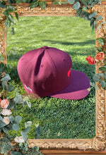 Load image into Gallery viewer, Greater Love Cardinal Snapback