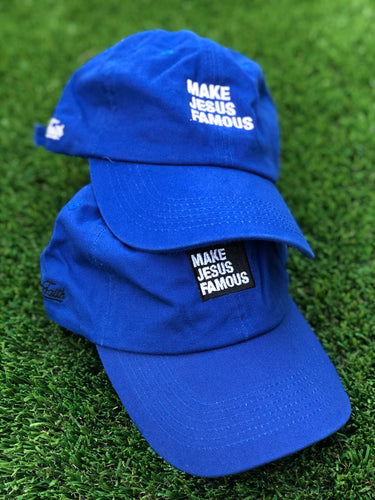 Blue Royal MJF Dad Hat