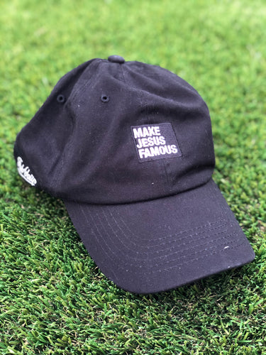 Black MJF Dad Hat