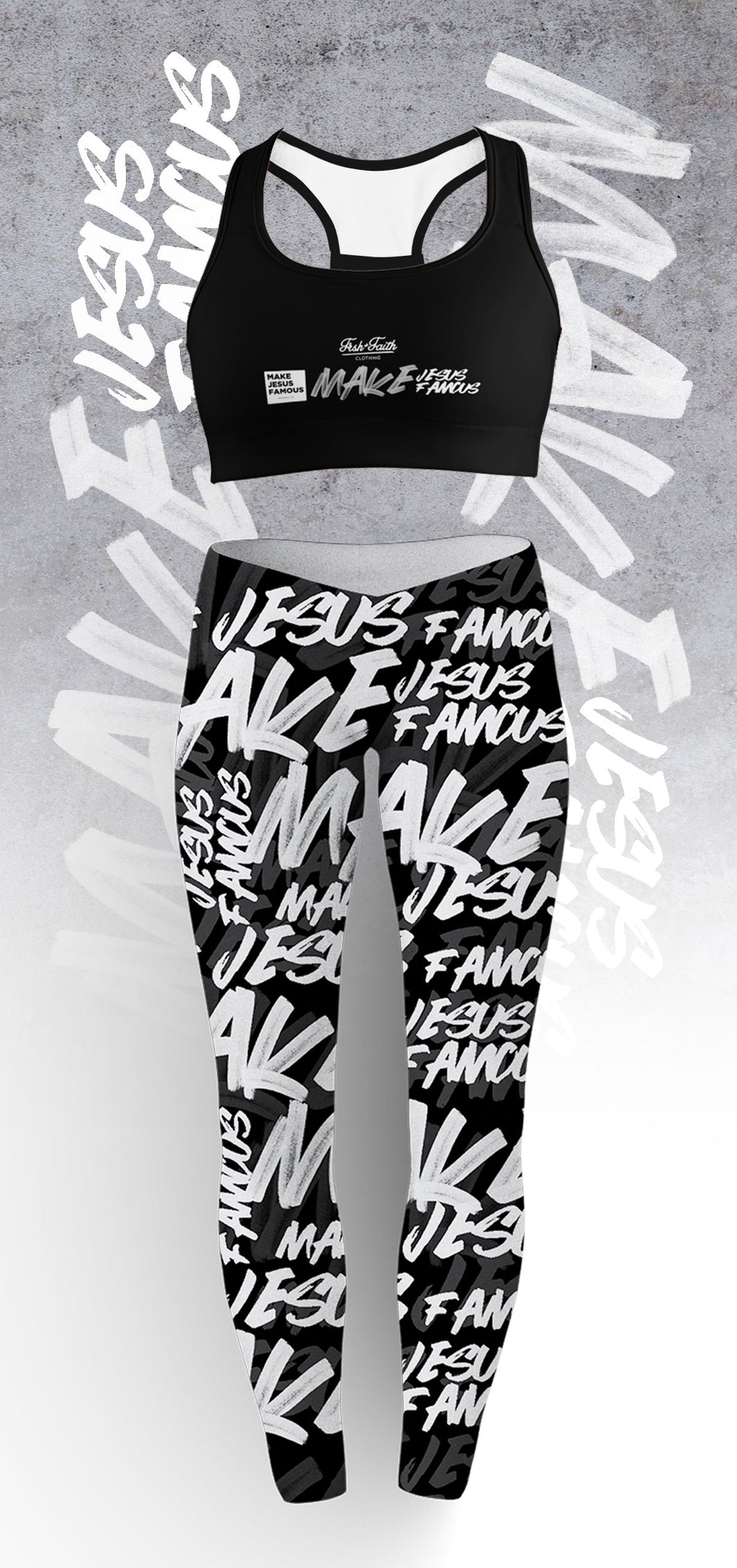 MJF Black Leggings