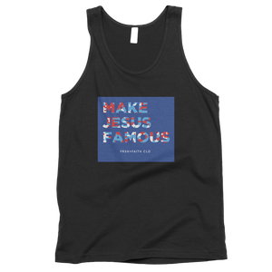 MJF Summer Tanks