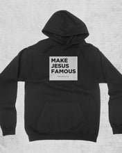 Load image into Gallery viewer, MJF Black Hoodie