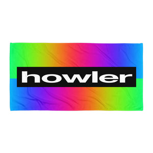 HOWLER RAINBOW BEACH TOWEL