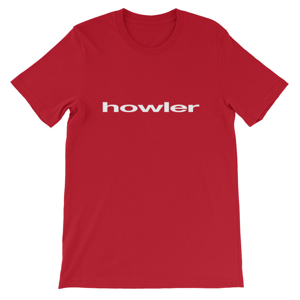 HOWLER RED T