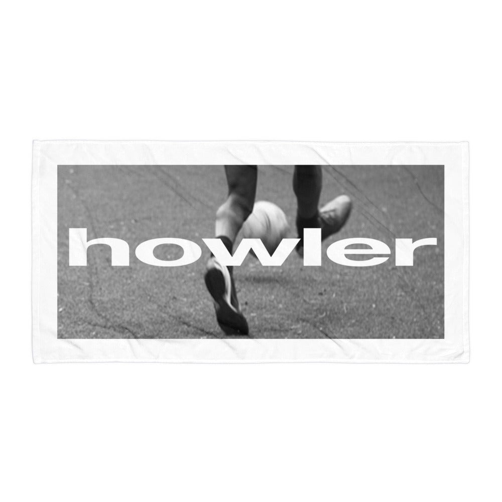 HOWLER SHOT BEACH TOWEL