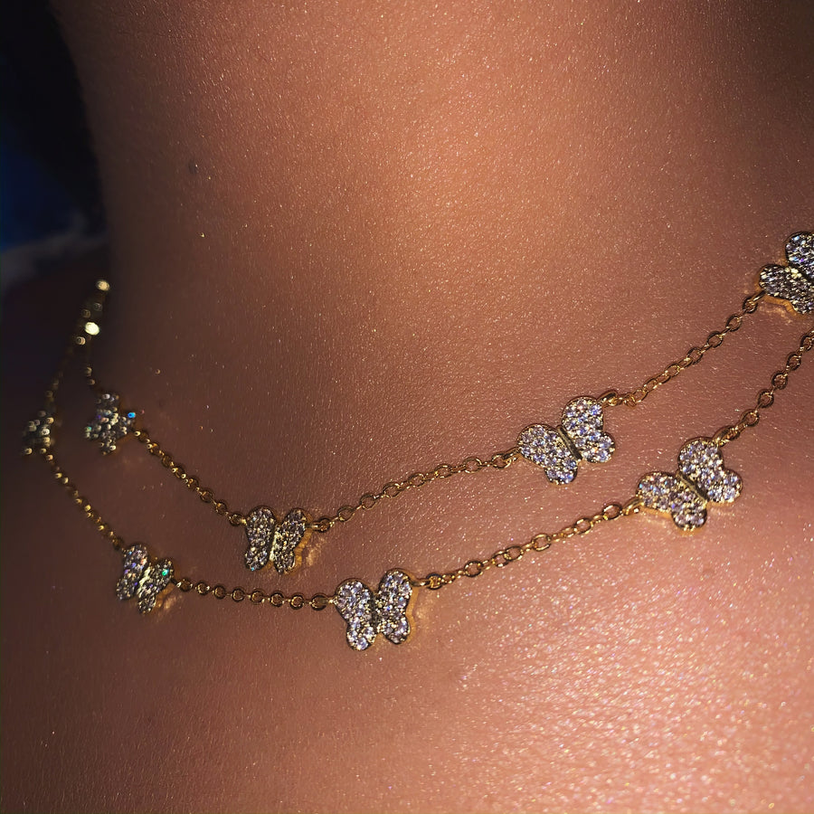 Makenzie Necklace (Gold)