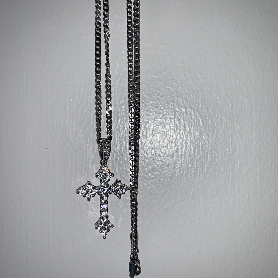 Zelda Necklace (Silver)