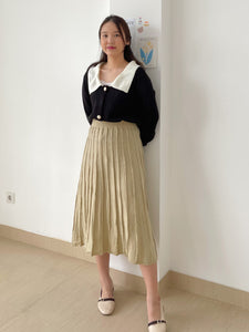 Cable Knit Skirt