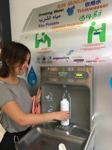 8 Tips to Travel SEA without Bottled Water blog