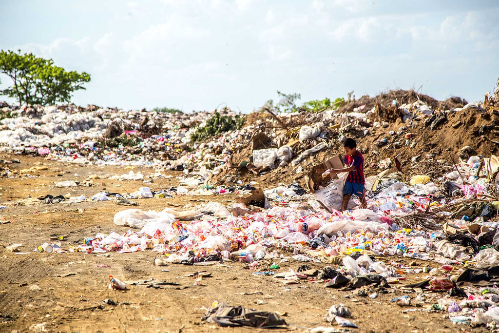 Hermes Rivera Plastic Pollution in Developing Nation