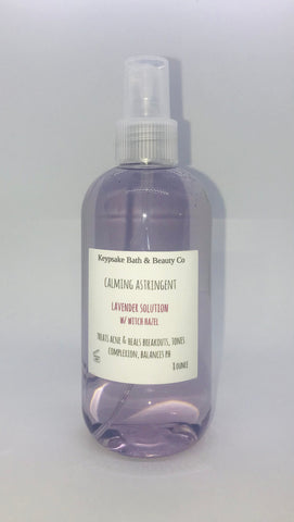 Calming Astringent / Lavender Solution Spritz
