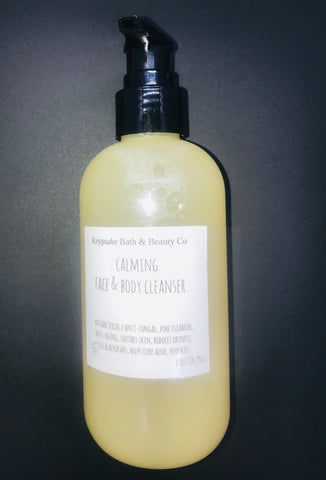 Calming Face & Body Cleanser
