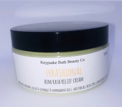 IrRASHional Bum Rash Relief Cream