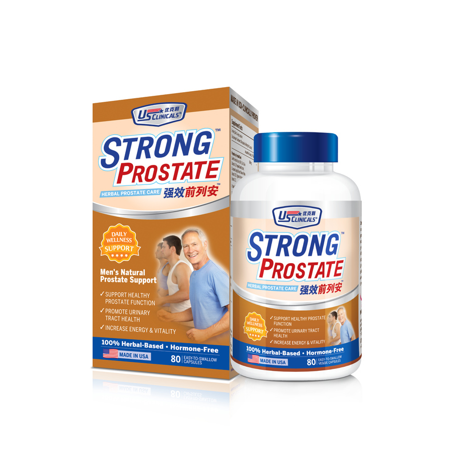 US Clinicals® StrongProstate™