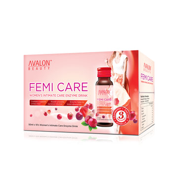 AVALON® FEMICARE LADIES' INTIMATE CARE ENZYME DRINK