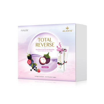 Alavie® Total Reverse Mixed Berries Liquid Gel with Mangosteen