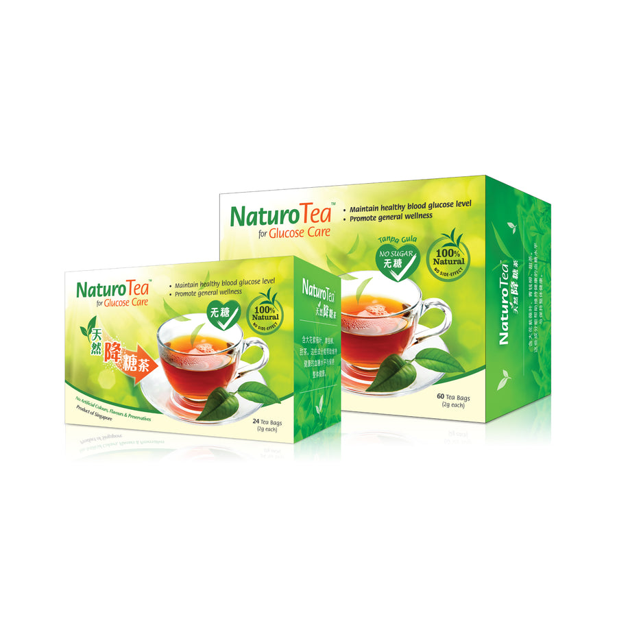 NaturoTea® for Glucose Care
