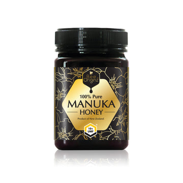 BeeOriginz™ 100% Pure Manuka Honey UMF 10+
