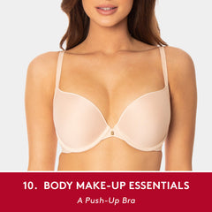 Body Make-Up Essential Push-Up Bra
