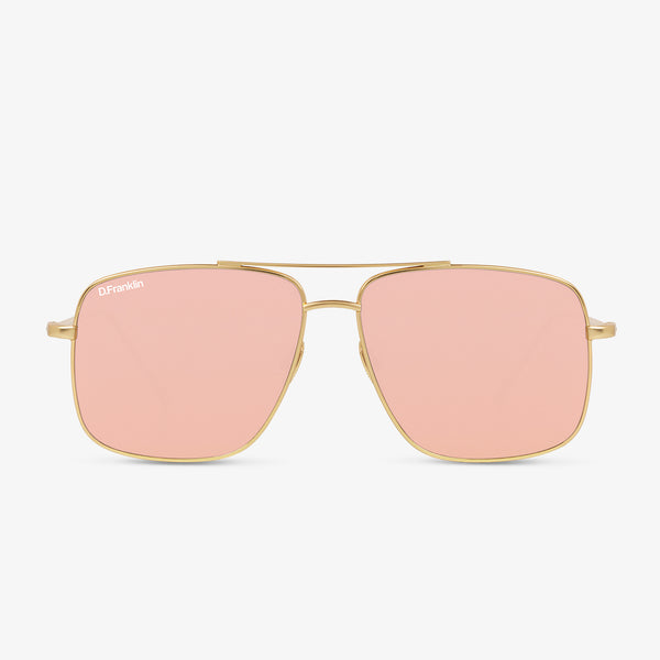 Valkyrie Gold Matte / Light Pink