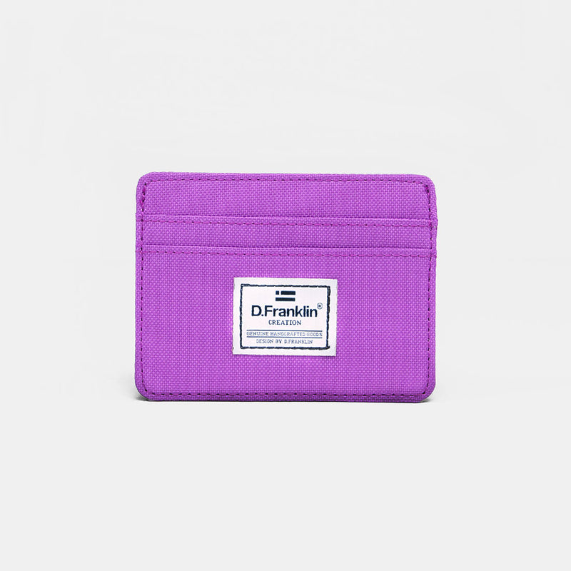 Purple Cardholder