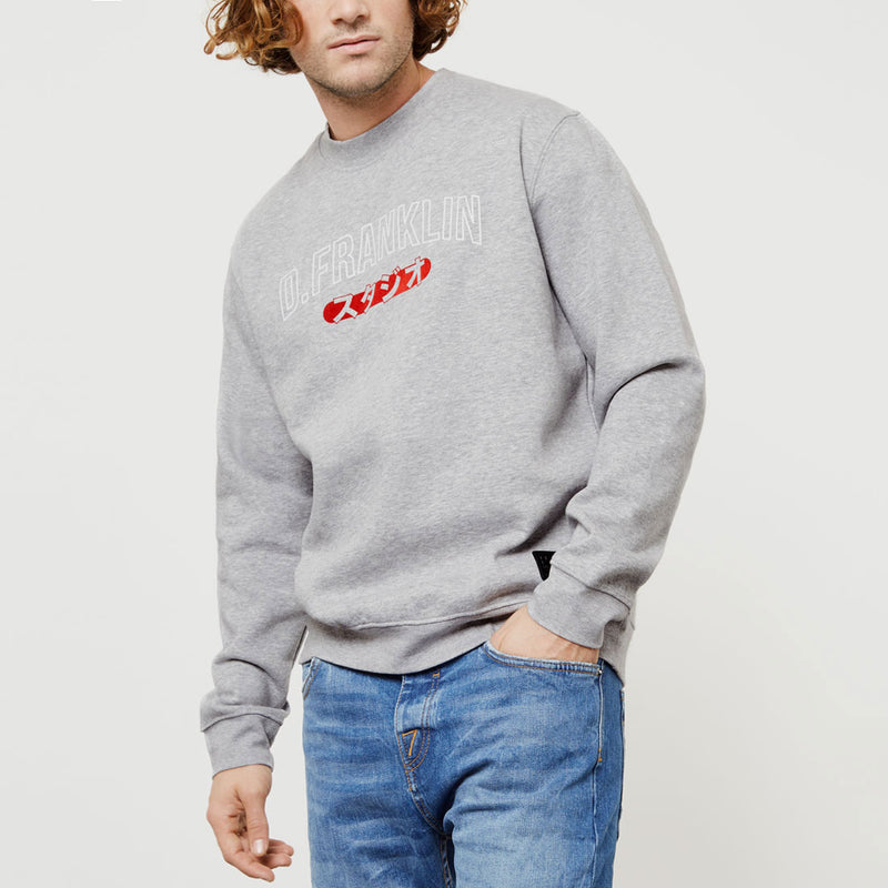Japo Grey Sweatshirt