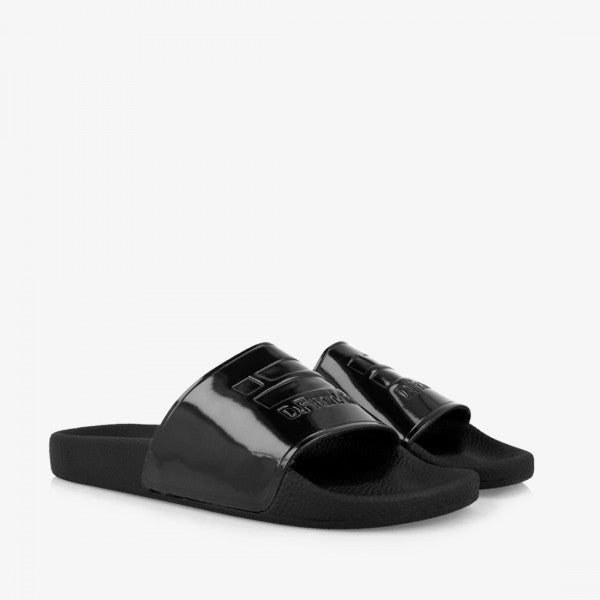 Berit Slides Black
