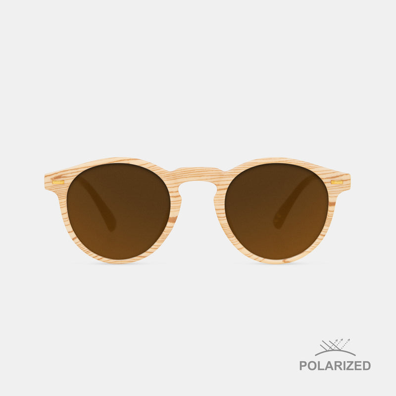 Ultra Light Iwood / Brown Polarized