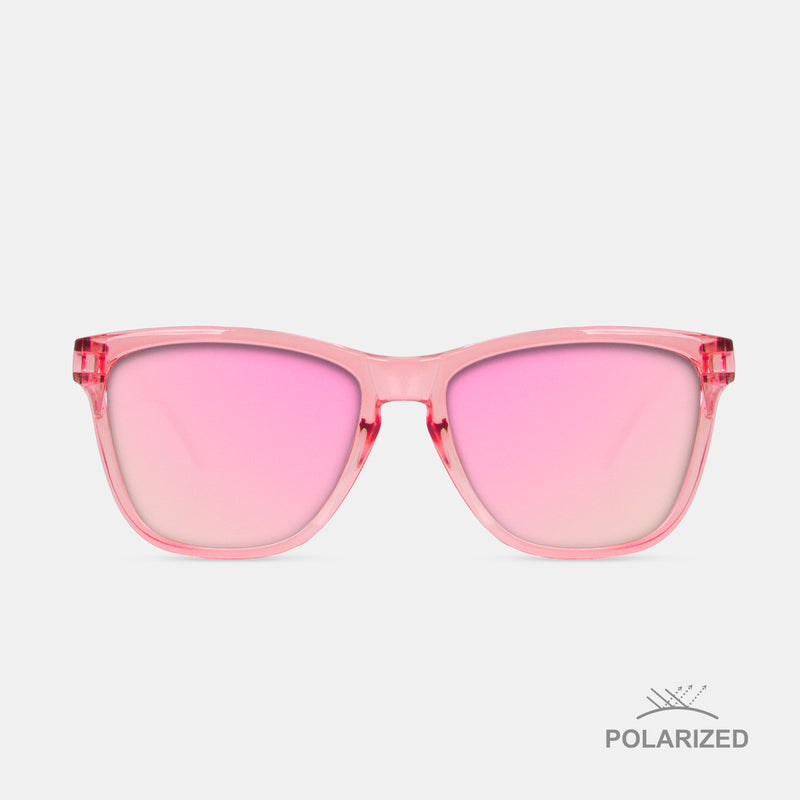 Roosevelt Trans Pink / Pink Polarized