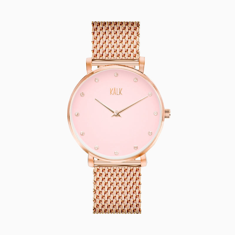 Dreamy Rose Gold / Light Pink