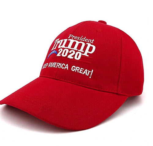 FREE! Trump 2020 Presidential Slogan Hat — Just Cover Shipping