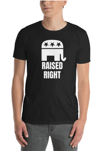 Raised Right Tee