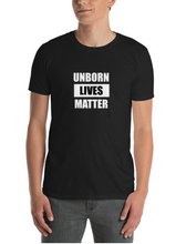 Load image into Gallery viewer, Unborn Lives Matter Tee