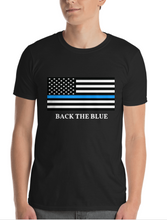 Load image into Gallery viewer, Back The Blue Tee