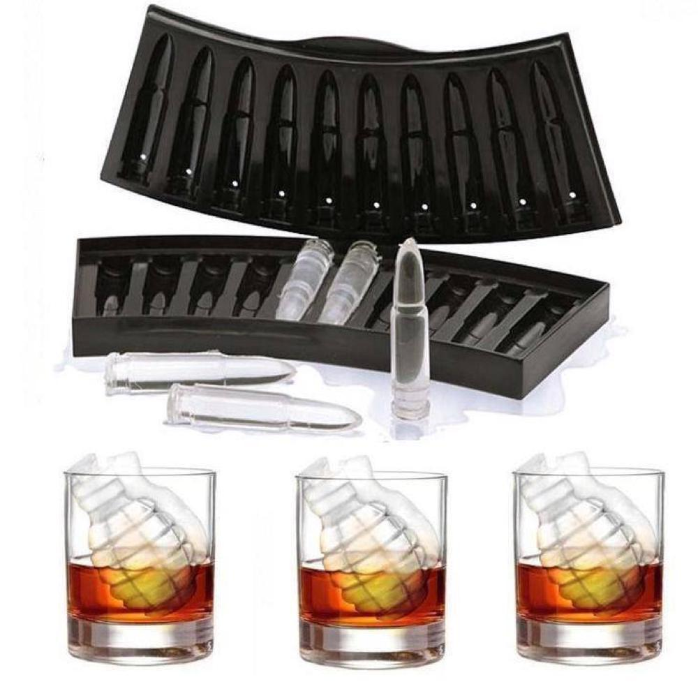 Conservative Ice Cube Tray