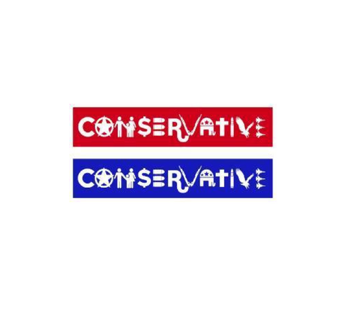 FREE! Conservative Sticker