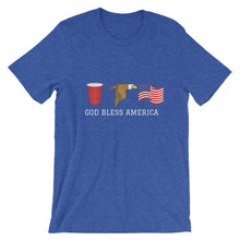 Load image into Gallery viewer, God Bless America Tee