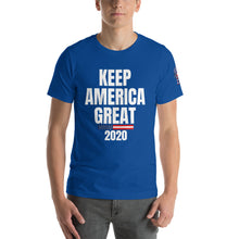 Load image into Gallery viewer, Keep America Great Tee