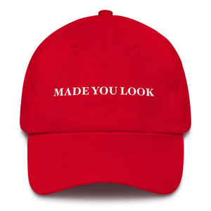 Made You Look Hat