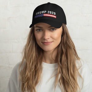 Trump 2020 Dad Hat