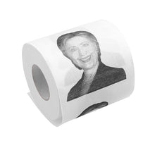 Load image into Gallery viewer, Hillary Clinton Toilet Paper
