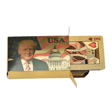 Load image into Gallery viewer, Donald J. Trump Presidential Playing Cards