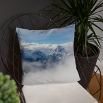Alpes - Coussin