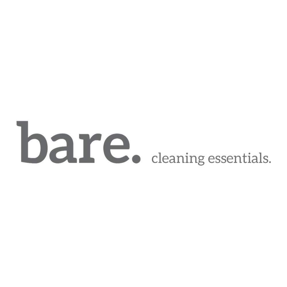 Bare. cleaning essentials
