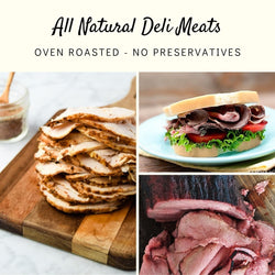 BOX 5 - All Natural Deli Meat