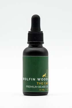 The Cad by Wolfin Woods: Premium Beard Oil