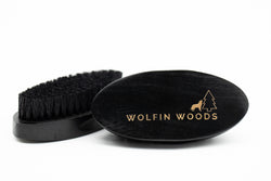 Wolfin Woods Boar Beard Brush