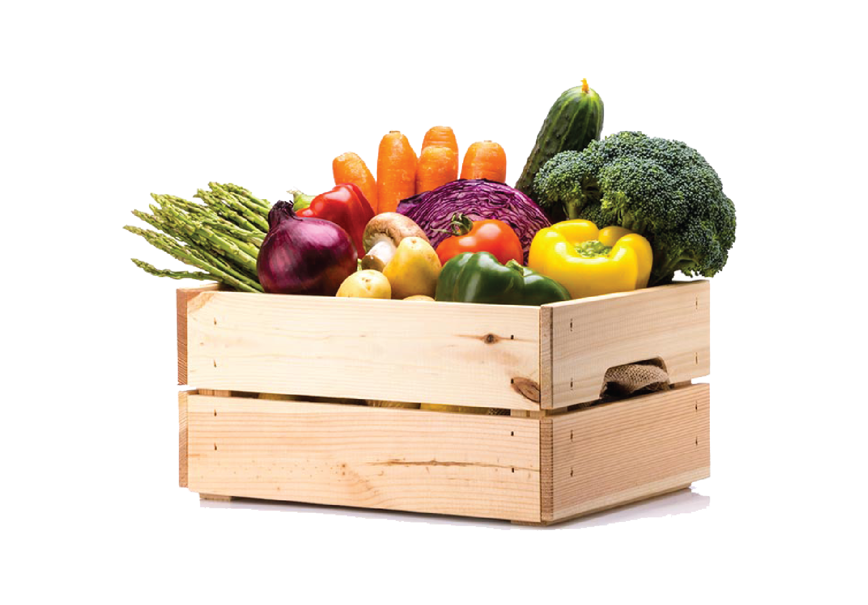Gravit8  - Medium Produce Box