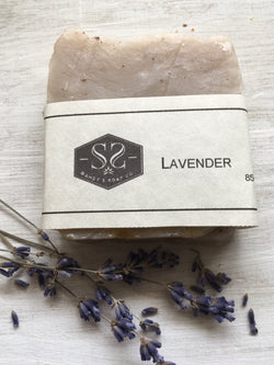 Package 2 - Lavender, Activated Charcoal, Castile Soap