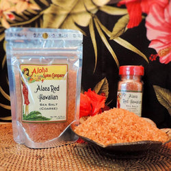 `Alaea Red Hawaiian Sea Salt